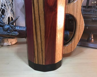 Handmade Wooden Mug