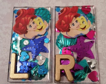 Little Mermaid X-Ray Markers, XRay Markers, X, Ray, Markers, Rad Tech Markers, Rad, Tech