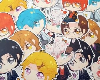 Mystic Messenger Stickers