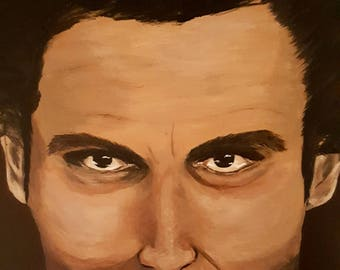 Johnny Depp original portret