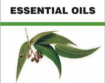 Eucalyptus Essential Oil 100% natural pure from india free shipping 10Ml