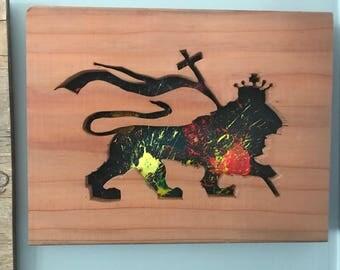 Rasta Zion Lion