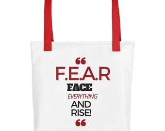F.E.A.R. - Tote bag