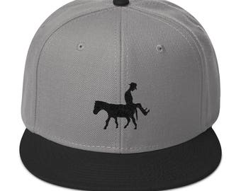 Ass Backwards Snapback Hat