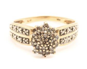 Vintage 10k Gold Wedding Ring