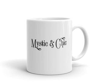Mystic and Chic Mug made in the USA