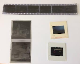 Film negative and slide scanning - to digital