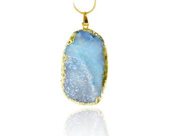 Blue River Necklace