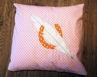 pillowcase with application