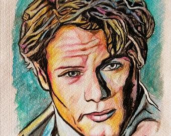 Jamie Fraser in Paris (Outlander)