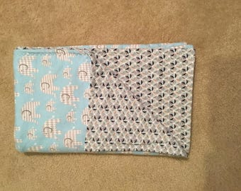 Flannel Baby Blanket