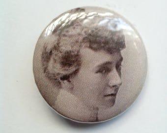 Emily Davidson Suffragette Badge