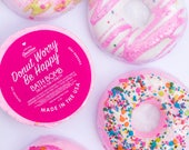 Imperfect Donut Bath Bomb pack of 4