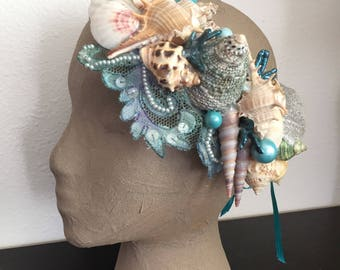 Galene -  Fantasy Mermaid Crown