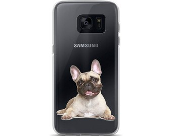 French Bulldog Cute Pup Frenchie Adorable Puppy Dog Samsung Case