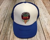 """Youth/Kids Trucker Hat- with """"Triple Scoop"""" P..."""