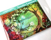 Postcard set of 5 different designs by Jennifer Lommers