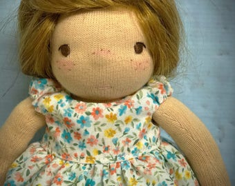 """Doll outfit fits a tiny 9"""" sweetie pie"""