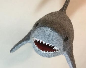 30% off Great White Shark - Soft Sculpture