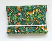 Crayon Wallet //  Jungle Hunter by Rifle Paper Co.