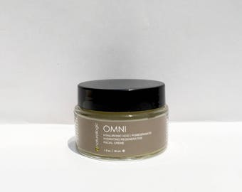 OMNI Moisture Creme. Anti Aging Cream Skin Care. Organic Face Cream. Anti Aging Face Cream. Organic Face Moisturizer. Sensitive. Mature.