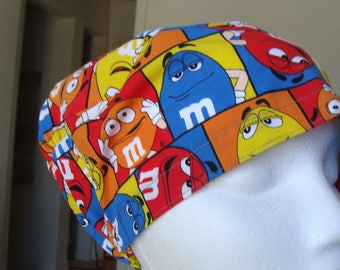 M&M Sprites Style..............Surgical Hat....Bakers Hat