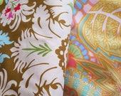 Grab Bag Destash Box of Designer Fabric - approx 15 - yds.