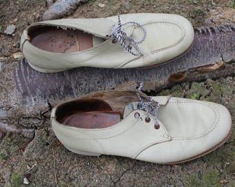 mens VINTAGE bowling shoes