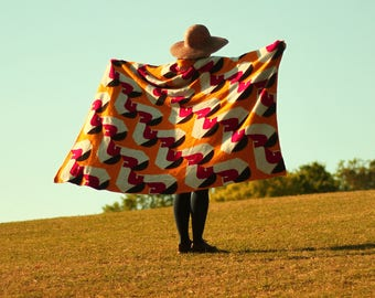 The Kintsugi Blanket.