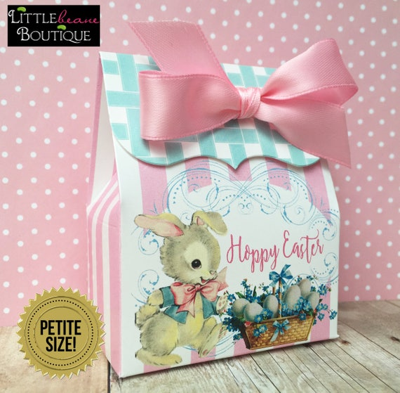 Easter favor boxes candy favor box easter treat boxes easter egg il570xn negle Gallery