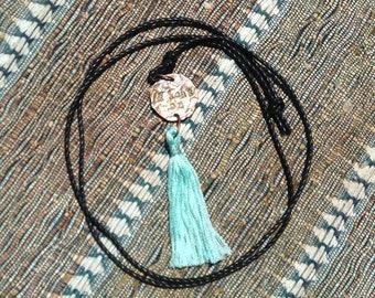Inspitational Touchstone Necklaces