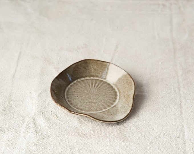 Paul Lowe Ceramics Spoon Rest