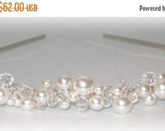 ON SALE 20% OFF Heavenly Single Band Tiara