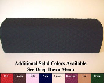 Cricut Dust Cover / Scan-n-Cut Cover / Sizzix Big Shot / Design n Cut DC200/ Cricut BrightPad / Easy Press / Quilted / Choose Your Color!
