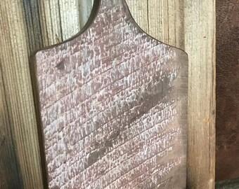 3 Hornboard Punchneedle Cross Stitch Rug Hooking Reclaimed Barn Wood