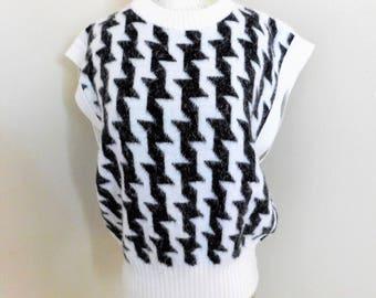 Vintage 80's Sweater Vest