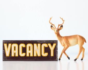 Vintage VACANCY Sign