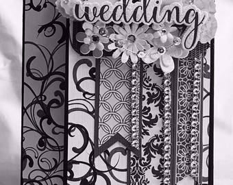 Scrapbook Folio Wedding Album