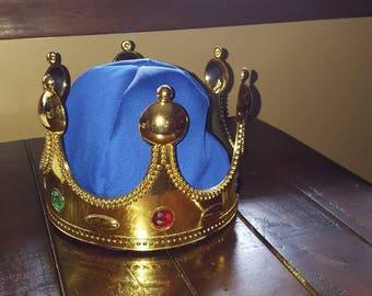 Jeweled Prince Crown