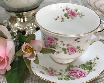 VTEA - Vintage - Teacup and Saucer - made in England