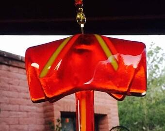 Sale Bell Orange Windchime