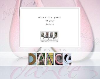 love to DANCE Mat....HALF PRICE!