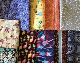 31.25 yards of Quilting Fabric (JoAnn)