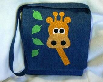 Messenger Bag Kids|Gift for Niece|Nephew|Teacher Gift Bag|School Supply Bag|Cross Body Bag|Travel Bag|Bag for Teenager|Elementary School Bag
