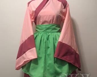 Sango Kimono Dress
