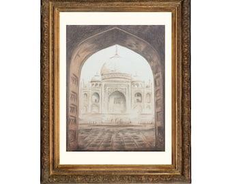 Taj Mahal Instant Download Printable Print