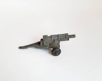 Vintage Midgetoy Canon 1950s