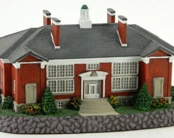 Stockbridge Plain School Rockwell Family Trust Rhodes Studios 1993 Village House 21088