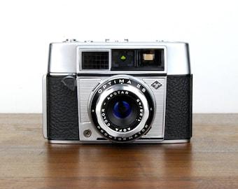 AGFA Optima II S Rangefinder Camera, 35mm Film, Apotar Lens, Vintage Photography Equipment, Industrial Decor