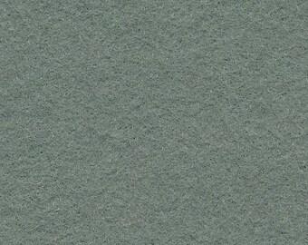 Confederate Blue 35/65 Wool Blend Felt 12x18